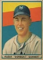 1941 Play Ball #26 Harry Gumpert