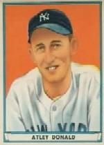 1941 Play Ball #38 Atley Donald