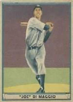 1941 Play Ball #71 Joe DiMaggio