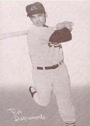 1947-66 Exhibits #8 Bob Aspromonte 64/66