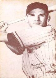 1947-66 Exhibits #117A Harmon Killebrew/pinstripes, batting)/60/61