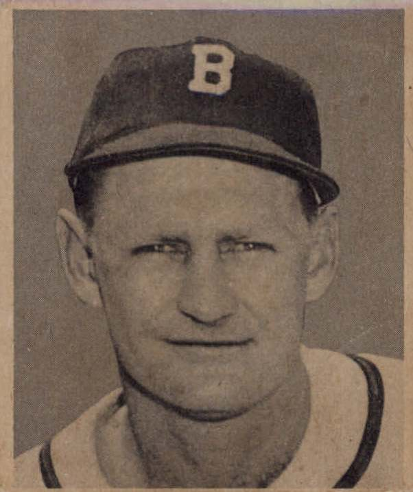1948 Bowman #1 Bob Elliott RC