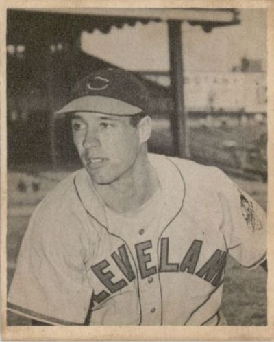 1948 Bowman #5 Bob Feller RC