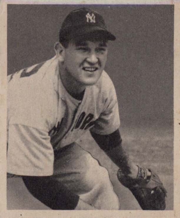 1948 Bowman #14 Allie Reynolds RC