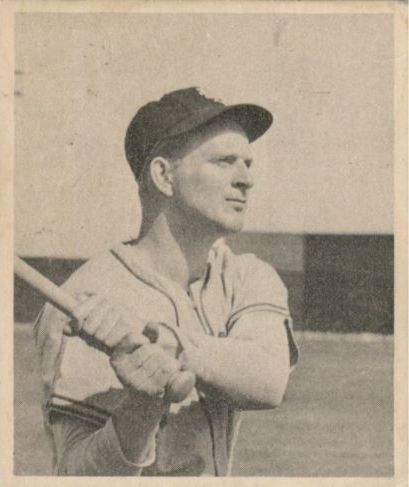 1948 Bowman #30 Whitey Lockman SP RC