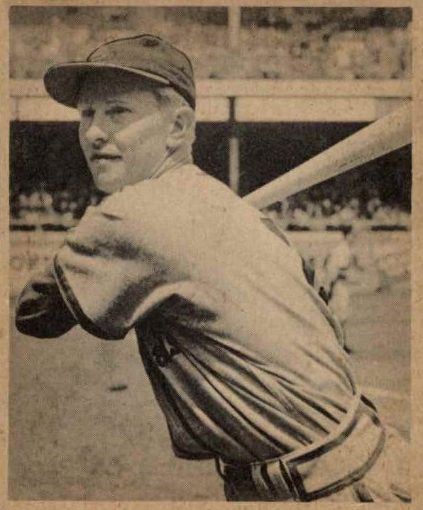 1948 Bowman #38 Red Schoendienst RC
