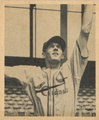 1948 Bowman #40 Marty Marion RC