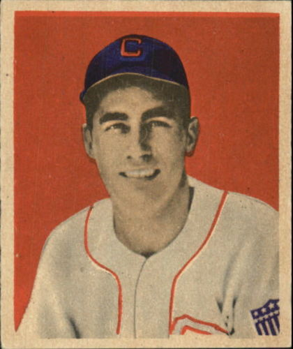1949 Bowman #28 Don Kolloway RC
