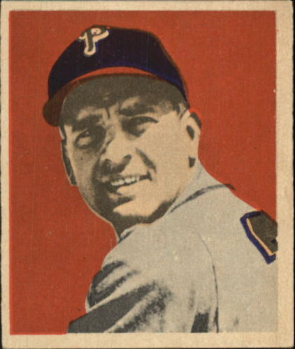 1949 Bowman #30 Andy Seminick RC