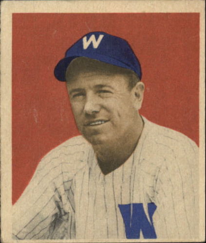 1949 Bowman #74 Tom McBride RC