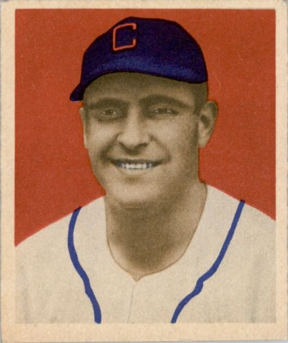 1949 Bowman #96 Taft Wright