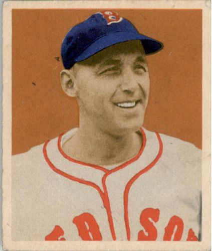 1949 Bowman #102 Stan Spence RC
