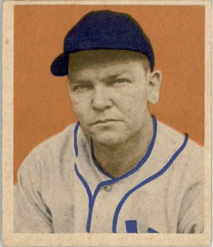 1949 Bowman #106 Jake Early RC