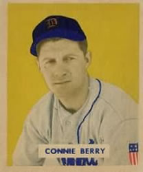 1949 Bowman #180 Connie Berry