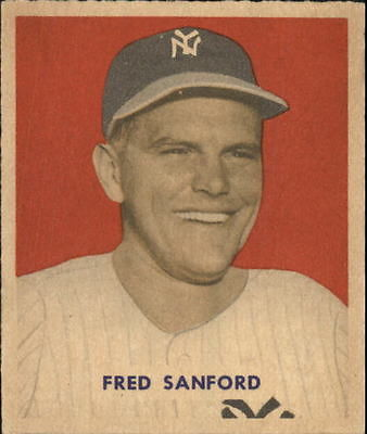 1949 Bowman #236 Fred Sanford RC
