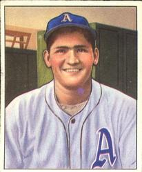 1950 Bowman #14 Alex Kellner