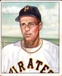 1950 Bowman #34 Murry Dickson