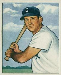 1950 Bowman #37 Luke Appling