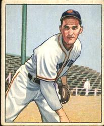 1950 Bowman #66 Larry Jansen