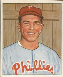 1950 Bowman #67 Willie Jones