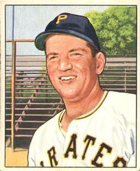 1950 Bowman #69 Wally Westlake