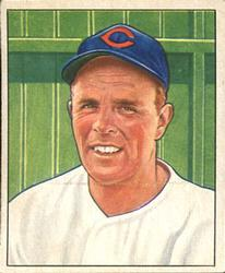 1950 Bowman #79 Johnny VanderMeer