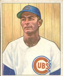 1950 Bowman #115 Roy Smalley
