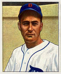 1950 Bowman #133 Don Kolloway