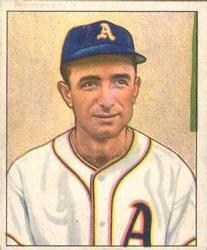 1950 Bowman #140 Pete Suder RC