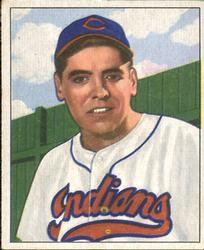 1950 Bowman #147 Mike Garcia RC