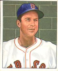 1950 Bowman #152 Ellis Kinder RC