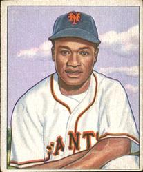 1950 Bowman #174 Hank Thompson RC