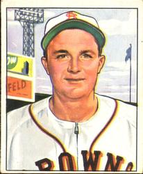 1950 Bowman #189 Owen Friend RC