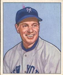 1950 Bowman #220 Leo Durocher MG