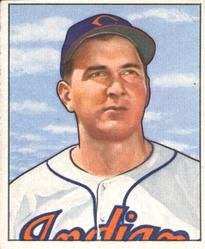 1950 Bowman #233 Allie Clark