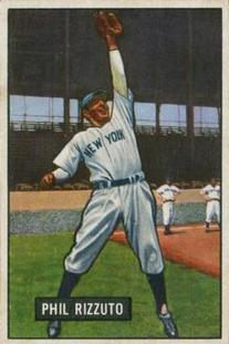 1951 Bowman #26 Phil Rizzuto