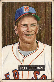 1951 Bowman #237 Billy Goodman
