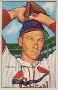 1952 Bowman #176 Harry Brecheen