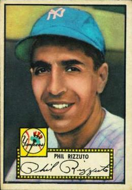 1952 Topps #11 Phil Rizzuto