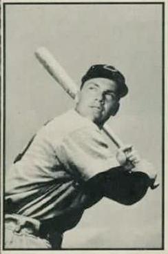1953 Bowman Black and White #1 Gus Bell