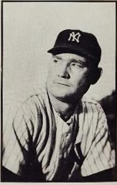 1953 Bowman Black and White #15 Johnny Mize