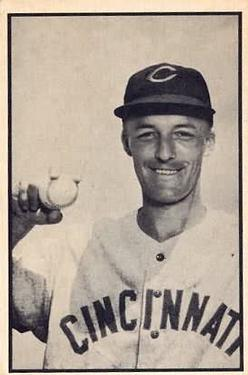 1953 Bowman Black and White #21 Clarence Podbielan