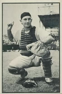 1953 Bowman Black and White #22 Matt Batts