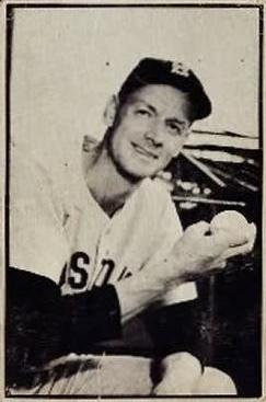 1953 Bowman Black and White #29 Sid Hudson