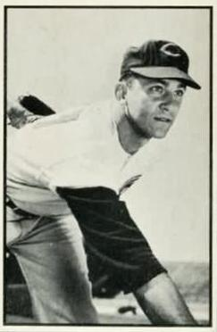 1953 Bowman Black and White #42 Howie Judson