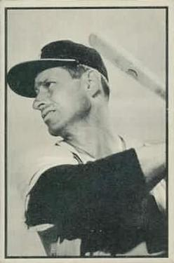1953 Bowman Black and White #57 Andy Pafko