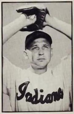 1953 Bowman Black and White #63 Steve Gromek