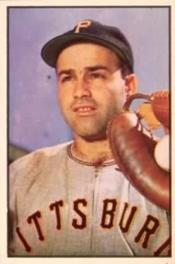 1953 Bowman Color #21 Joe Garagiola