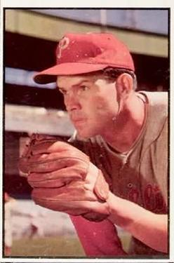 1953 Bowman Color #65 Robin Roberts