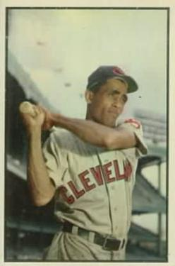1953 Bowman Color #86 Harry Simpson
